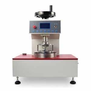 نفوذ پذیری آب Textile Hydrostatic Head Pressure Tester