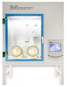 دستگاه تست میزان فیلتر باکتریایی ماسک